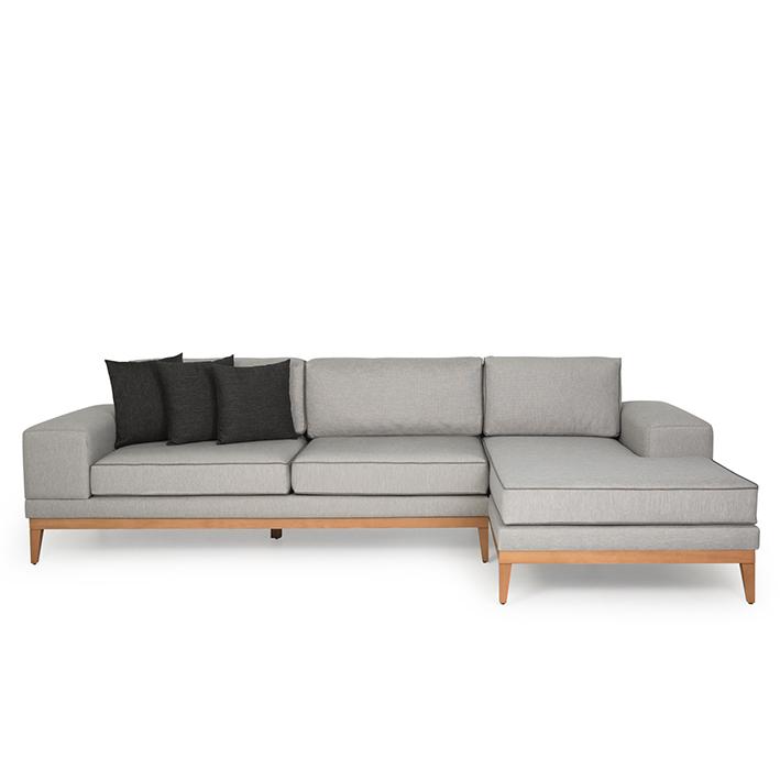 Eflal Corner Sofa
